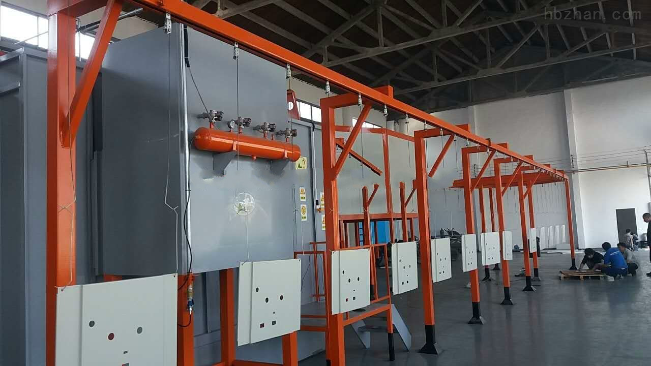 福建静电喷塑设备的设计原理
