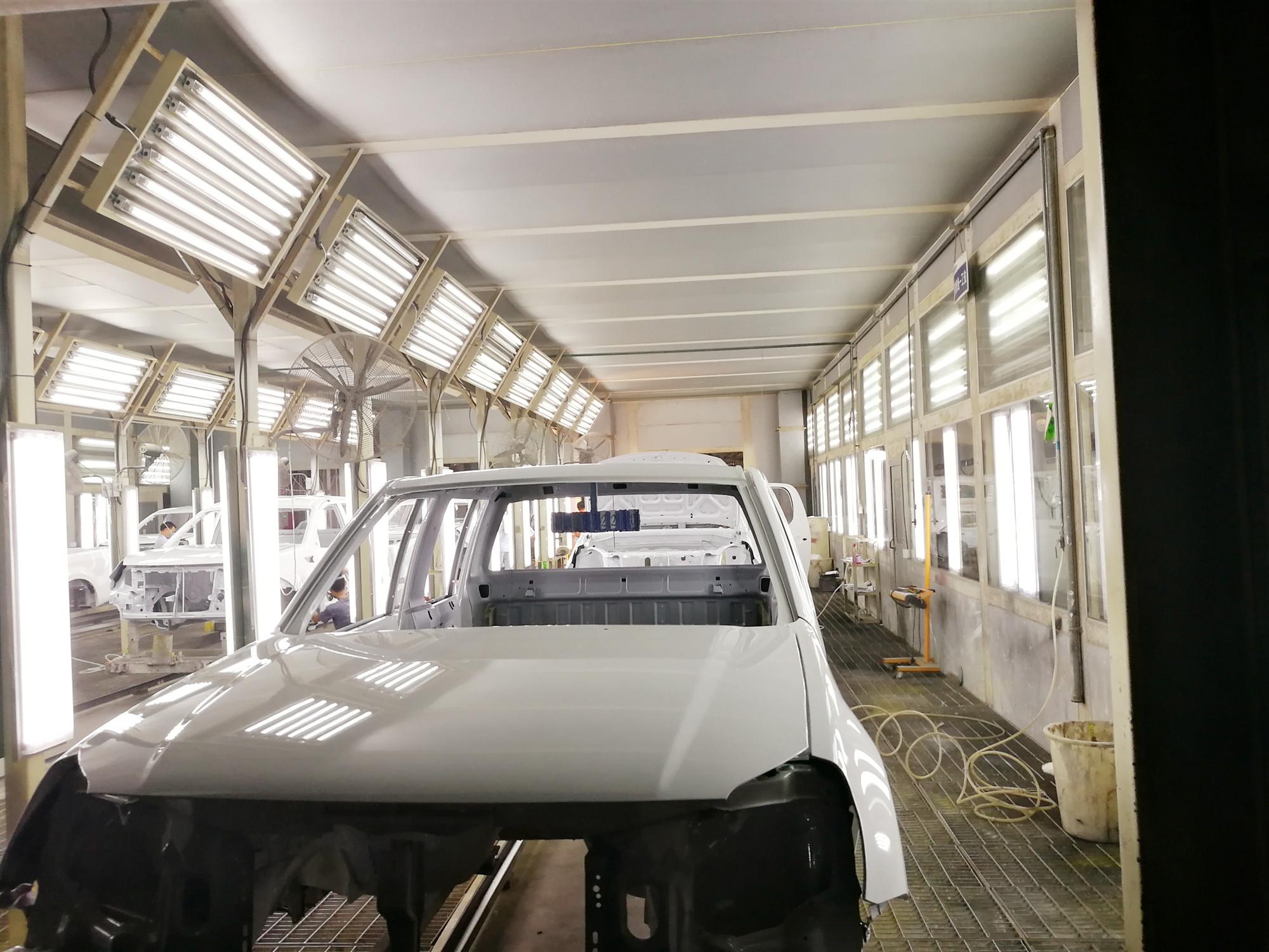 福建汽车涂装生产线